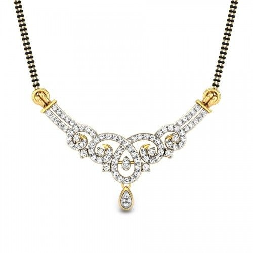 9 Magnificent North Indian Mangalsutra Designs Styles At