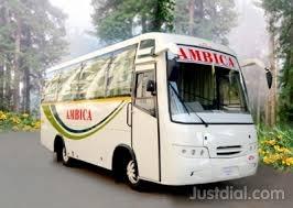 Ambica Travels.