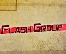 Flash Concept Creativity Commitment.