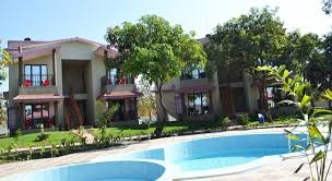The Gir Resort.