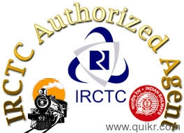IRCTC Authorized Agent.