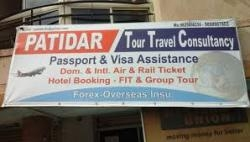 Patidar Tour & Travel.