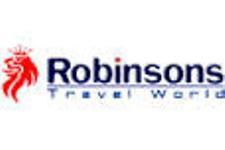 Robinsons Travel World.