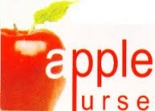 Apple Purse.