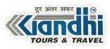 Gandhi Tours & Travels.
