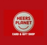 Heer's Planet Card & Gift Shop.