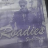 Roadies Gents & Kids Wear.