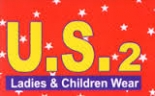 U.S.2. Ladies & Children Wear.