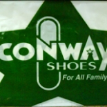 Conway Shoes.