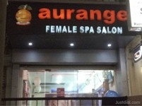 Aurange The Unisex Salon.