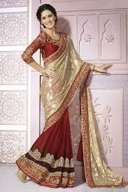 Bhabhi Designer Saree.