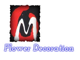 Om Flower Decoration