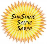 Sunshine Selfie Saree