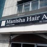 MANISHA HAIR ART.