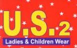 U.S.2. Ladies & Children Wear.