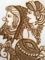 Veer & Vinod Mehndi Art