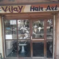 Vijay Hair Art.